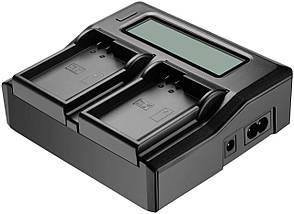 Двойное зарядное устройство Kingma EN-EL15 Для аккумуляторов Nikon  D810, D750, D7200, D7100, D7000, D800E., фото 2