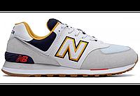 Оригінальні чоловічі кросівки New Balance 574 (ML574NLD), фото 1