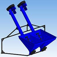 Шнековый конвейер ШТЗ-200х2, фото 1
