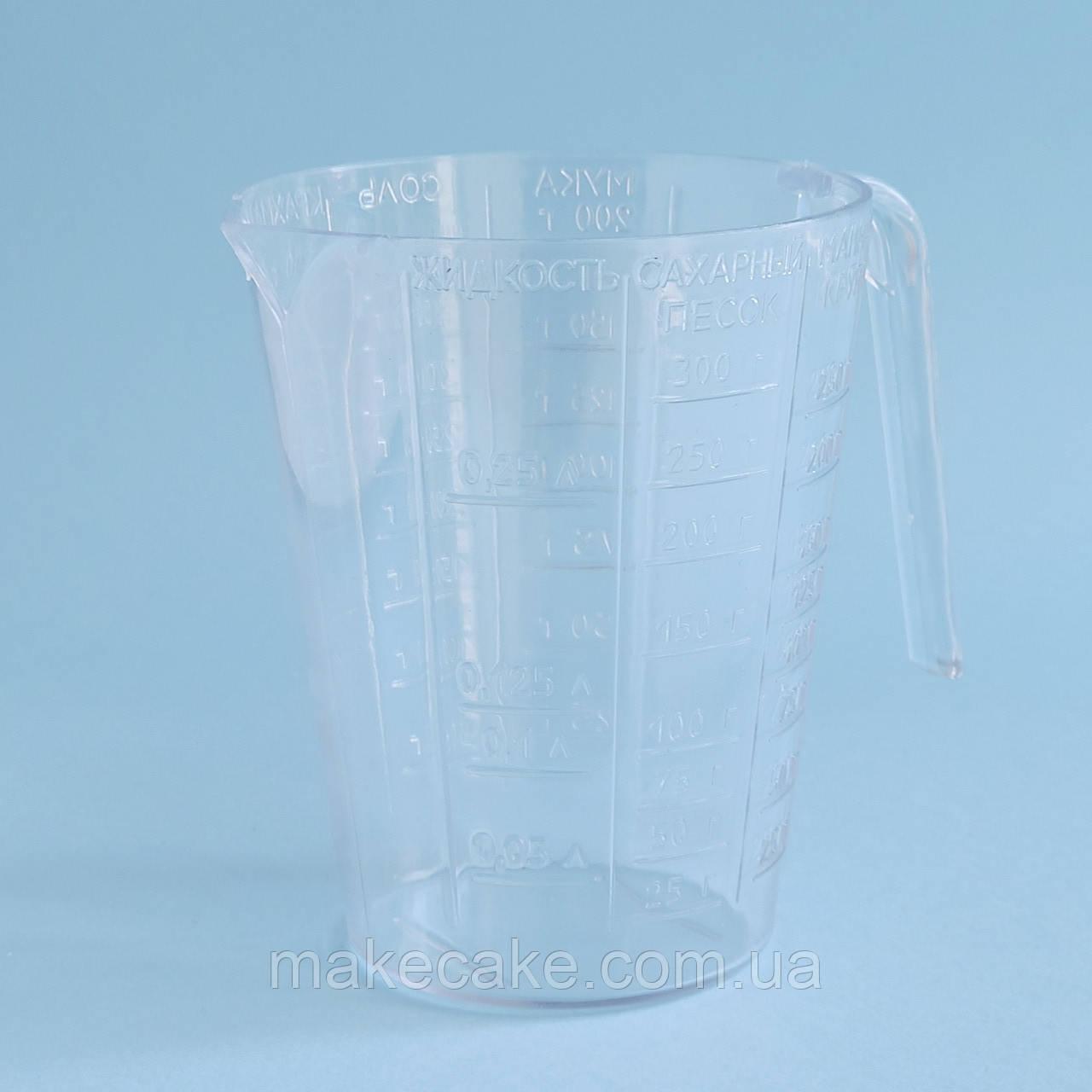 Стакан мерный пластиковый