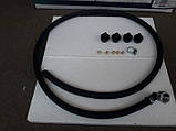 Плита газовая  настольная 4 конфорочная Гефест ПГ 900 К17, фото 3