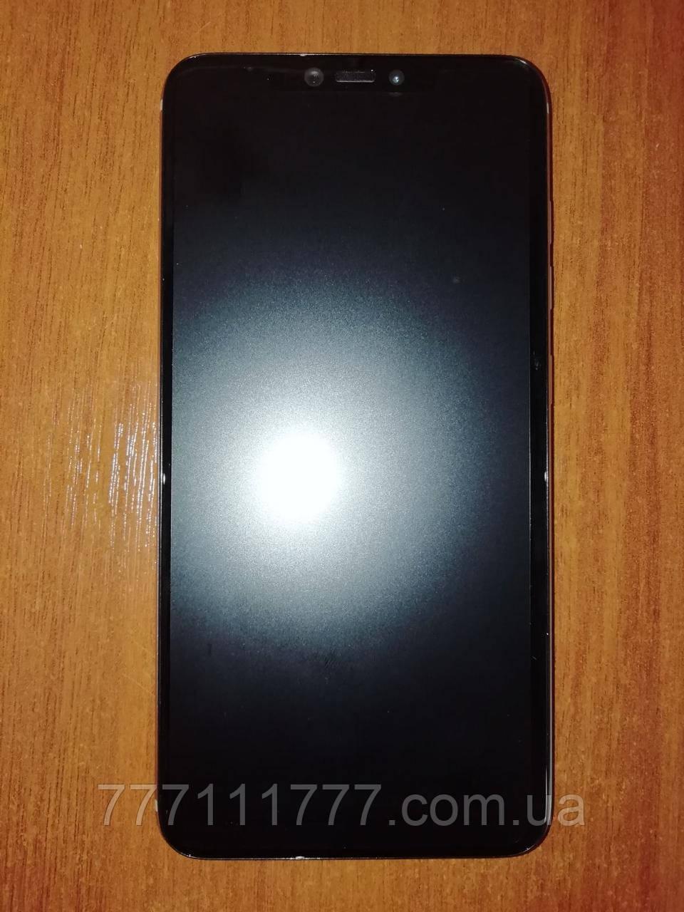 Смартфон леново с большим дисплеем и двойной камерой на 2 сим карты Lenovo S5 Pro GT gold 6/64Gb