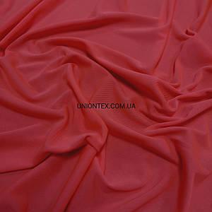 Подкладка трикотажная красная