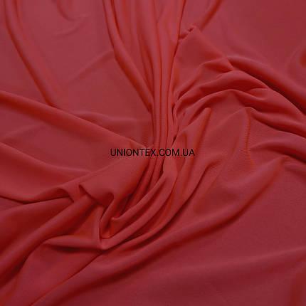 Подкладка трикотажная красная, фото 2