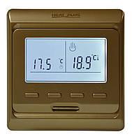 Терморегулятор для систем отопления Heat Plus M6.716 gold