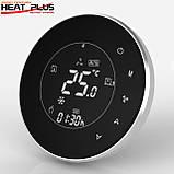 Терморегулятор для систем отопления Heat Plus BHT-5000 (программируемый), фото 3