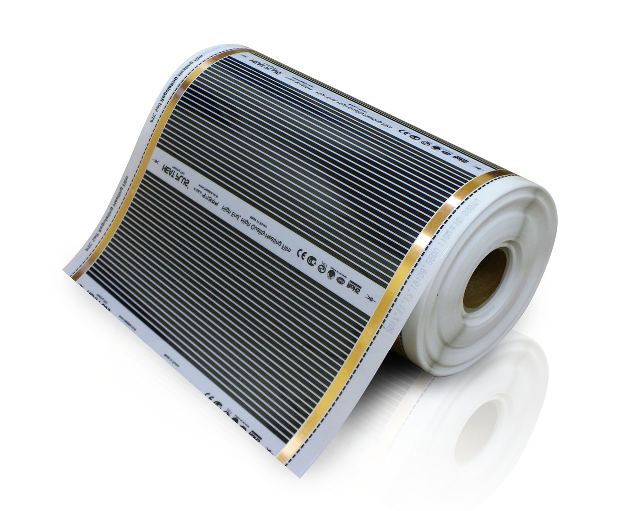 Інфрачервона плівка для теплої підлоги Heat Plus ЅРР-305-110 РТС тепла підлога