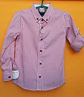 """Рубашка на мальчика (4-9 лет) """"Ahmad"""" LM-875"""