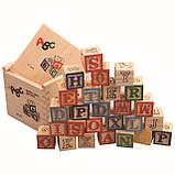 Развивающая деревянная игрушка. Деревянный куб с крышкой и кубиками для самых маленьких., фото 2