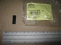 Пружина сжатия ( Bosch), 2 414 614 005