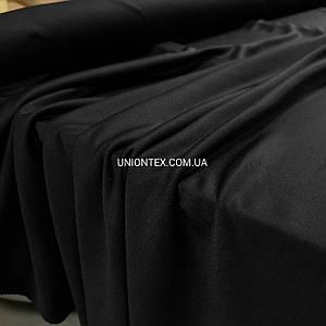 Подкладка трикотажная черная