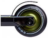 Самокат MARATON Active зеленый, фото 4
