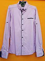 """Рубашка на мальчика (12-16 лет) """"Ahmad"""" LM-875"""
