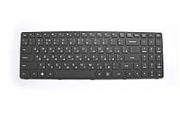 Клавиатура для ноутбука LENOVO B50-50 Black, RU, черная рамка