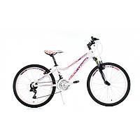 """Велосипед Leader Jasmine 24"""" белый"""