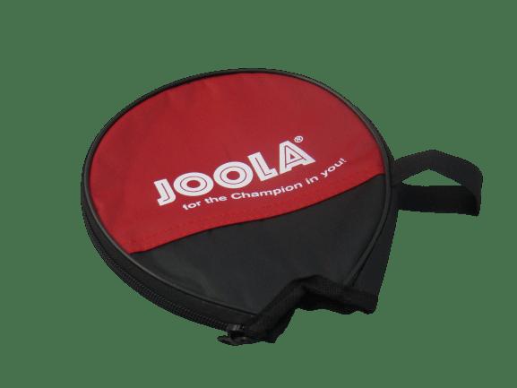 Чехол Joola Bat Case Round red-black