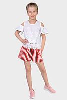 Нарядный костюм-двойка для девочки,размер 134,140,146,152
