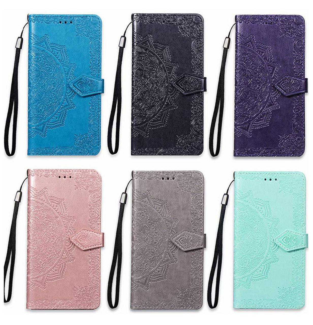 Чехол-книжка Art Case с визитницей для Samsung Galaxy A10s SM-A107F