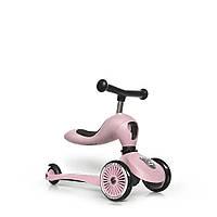 Самокат Scoot and Ride Highwaykick-1 rose розовый, фото 1