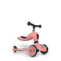 Самокат Scoot and Ride Highwaykick-1 peach розовый, фото 1