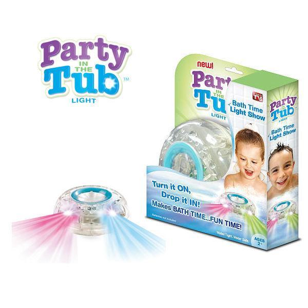 Дитяча іграшка для купання у ванній PARTY IN THE TUB