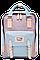 Женский городской рюкзак Doughnut Macaroon серый Код 11-0061, фото 7