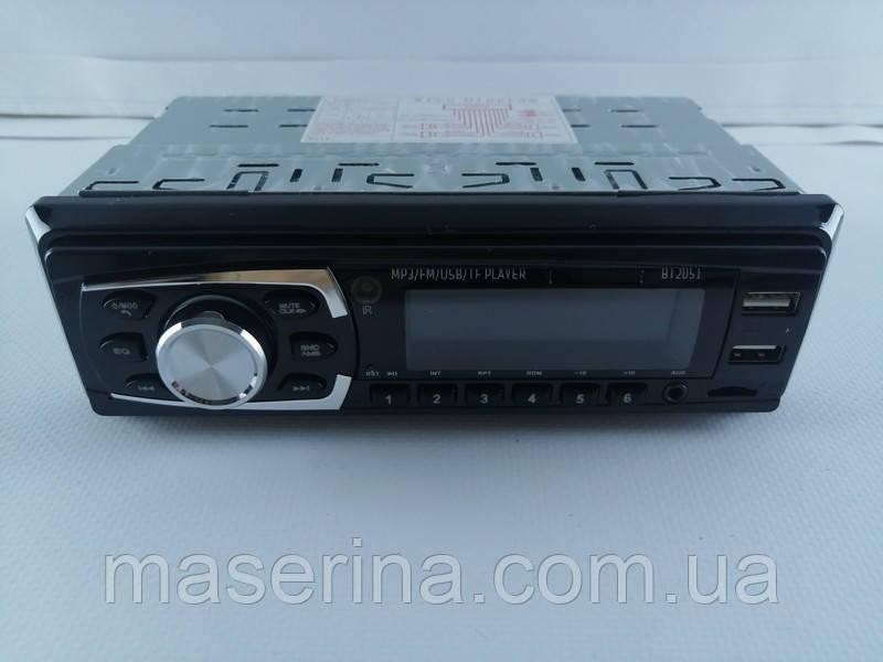 Автомобильная магнитола Pioner  BT2051 FM/USB/SD/AUX/BLUETOOTH