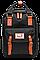 Женский городской рюкзак Doughnut Macaroon коралл Код 11-0098, фото 6