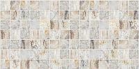 Стеновые декоративные пластиковые панели ПВХ Грейс (Grace) - мозаика МРАМОР ВЕНЕЦИАНСКИЙ (955x480) мм