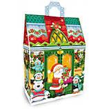 Упаковка для новогодних сладких подарков в розницу, на вес 500г