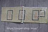 Скатерть из клеенки на прямоугольный стол Тee Time Tableglothe  140x110 см не скользящая плотная, фото 4