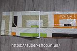 Скатерть из клеенки на прямоугольный стол Тee Time Tableglothe  140x110 см не скользящая плотная, фото 6