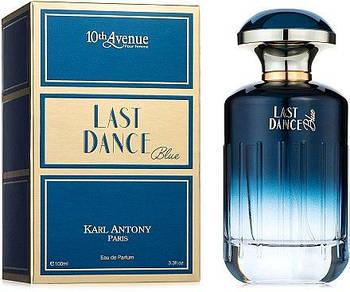 Karl Antony 10th Last Dance Blue