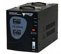 Стабилизатор напряжения  Forte TVR-8000VA, фото 2
