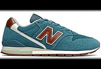Оригінальні чоловічі кросівки New Balance 996 (CM996BD), фото 1