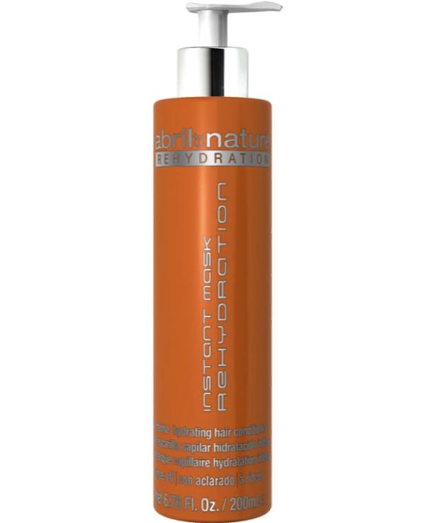 Маска для увлажнения волос Abril et Nature  Rehydration  200 мл