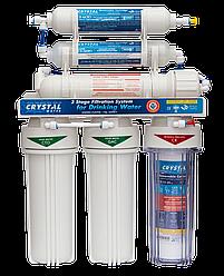 Обратный осмос CRYSTAL CFRO-550M (200 л/сутки) с минерализатором