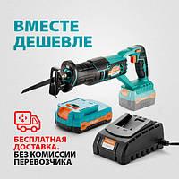 Сабельная пила аккумуляторная Sturm RS8820CL-F1 (1 аккумулятор)