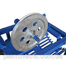 Картоплекопач для мотоблока водянок і мототрактора КМ-2 під ремінь, фото 3