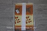 Скатерть из клеенки с кружевом 140x110 см, фото 4
