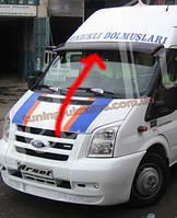 Козырек на лобовое стекло на  Ford Transit (2003-2014)