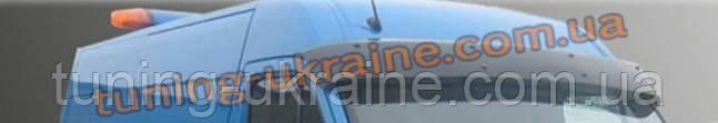 Козырек на лобовое стекло на Iveco Daily 1999-2010