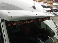 Козырек на лобовое стекло на Mercedes Sprinter (W906) 2006+