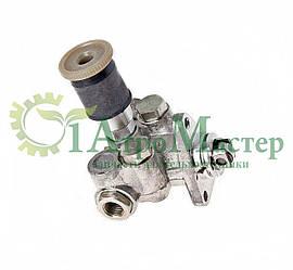 Топливный насос низкого давления 37.1106010-20 подкачка ПАЗ, Д-245, Д-260 2 выхода в сторону