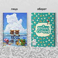 Скетчбуки Animal Crossing