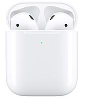 Беспроводные наушники Apple AirPods 2 with Wireless Charging Case (беспроводная зарядка) (реплика)
