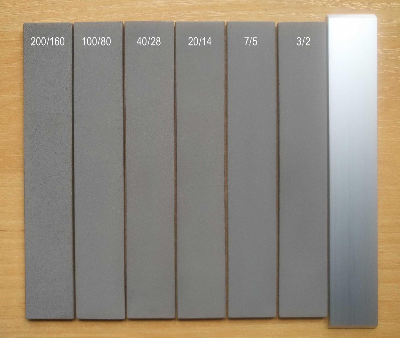 Брусок Эльборовый ПРЕМИУМ 150х25х3 зер.200/160 для ножа