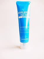 Крем для лица увлажняющий с гиалуроновой кислотой Secret Key Hyaluron Aqua Soft Cream 70мл