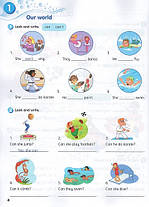 Smart Junior for Ukraine 3 Workbook НУШ (робочий зошит), фото 3