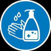 BI-OKС, средство для дезинфекции, 1000 г
